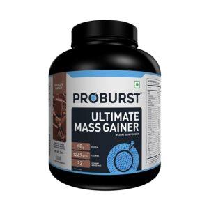 Proburst Ultimate Mass Gainer 3 kg Chocolate